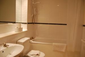 Bathroom | Housing | Intern in Scotland | Adelante Abroad