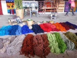 local-insect-or-plant-dyed-yarn-oaxaca