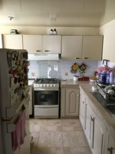 kitchen for Quito Candidates homestay